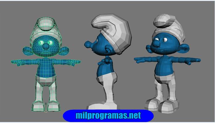 programas para hacer animaciones 3d
