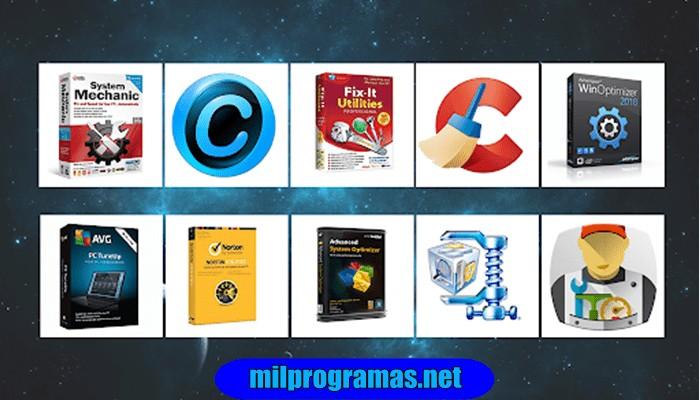 Programas para optimizar pc