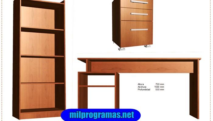 Programas para diseñar muebles