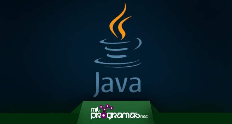 programas hechos en java