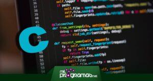 Ejemplos de programas en C