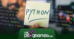 programas hechos en python