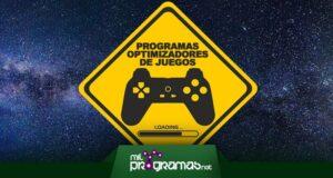 programas para optimizar juegos