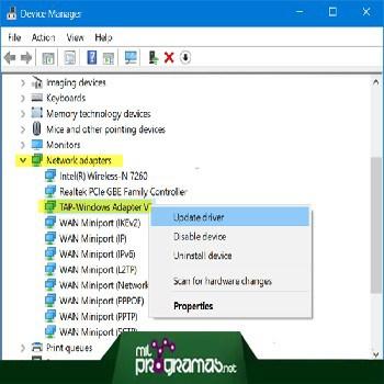 TAP-Windows Adapter V9