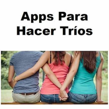 apps para hacer tríos