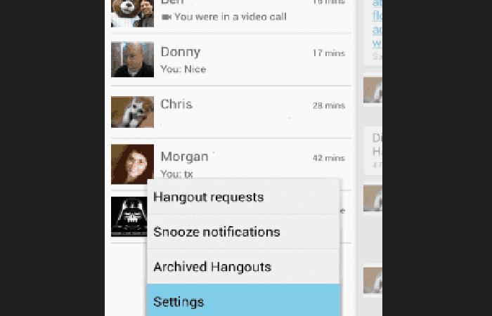 Configuración SMS