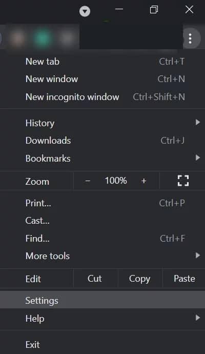 uso de CPU