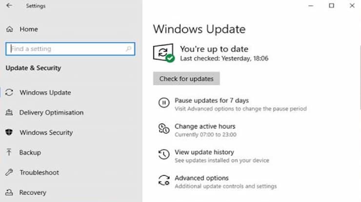 Windows Hello no está disponible en este dispositivo