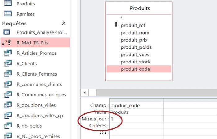 campo código_producto