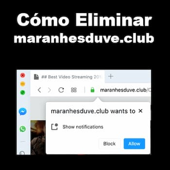 eliminar maranhesduve.club