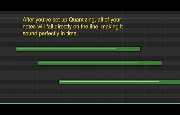 Cuantización de tiempo