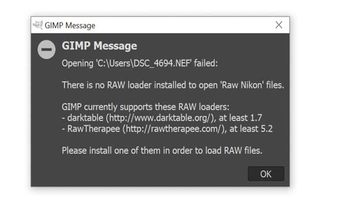 recortar imágenes con GIMP (eliminar el fondo)