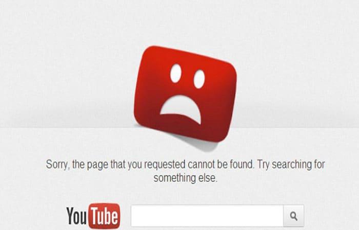 Youtube No Funciona. Causas, Soluciones, Alternativas