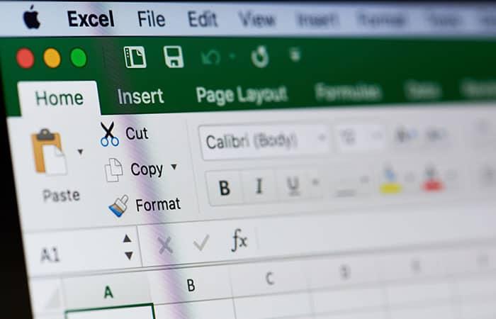 Cómo copiar una lista de archivos a Excel