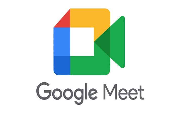 Google Meet(Web)