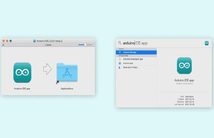 Arduino IDE en Mac OS X