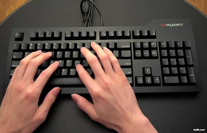 Modelo Das Keyboard S para Mac