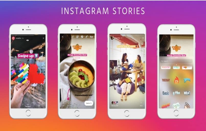 compartir varias respuestas en Instagram