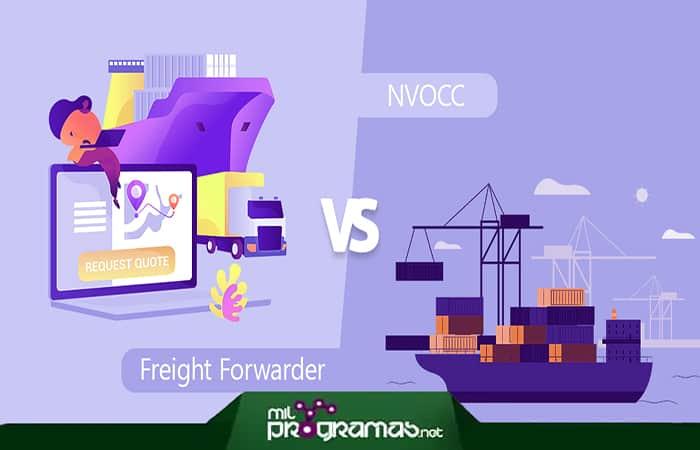 Diferencia Entre NVOCC Y Freight Forwarder