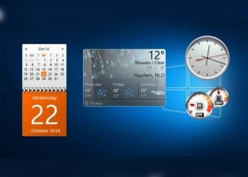 10 Mejores Gadgets Para Windows 10