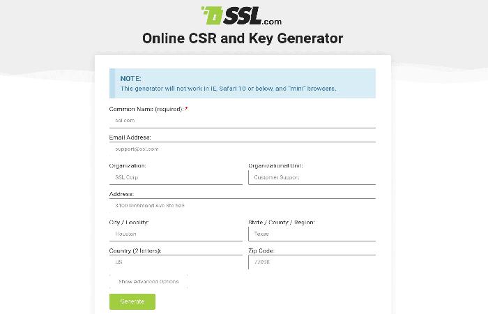 Cómo Instalar Un Certificado SSL En Cualquier Servidor