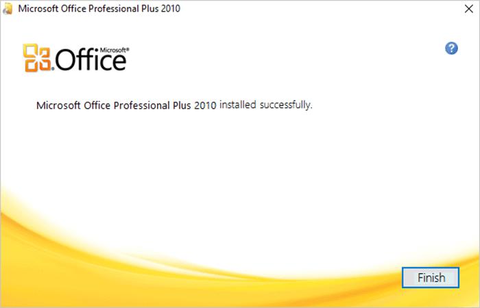 Instalación de programas en Windows 10
